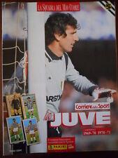Ristampa Album Panini Figurine Team Juventus 1969-70 // 1970-71  [M13]