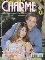 Charme n°387 Quand le soleil brillera... (Sonia DE GAUDENZ - Nicolas) 1996