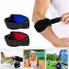 Tennis Elbow Brace Support Arthritis Tendonitis Golfer Arm Joint Pain Band Strap