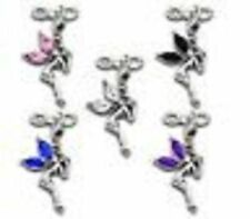 Silver Plated Fairytale Fantasy Costume Charms & Charm Bracelets
