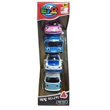 Little Bus Tayo Metal Mini Car 4pcs  Baby Toy