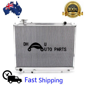 Full Aluminum Radiator For Mazda Bravo BT-50 Ford Courier & Ranger 1996-2011 MT