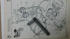 Supporto Indicatore Freccia Anteriore Originale MV AGUSTA , 350 B sport,ipotesi.