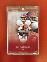 Tua Tagovailoa Rookie Card / QB / Alabama / Generation Next