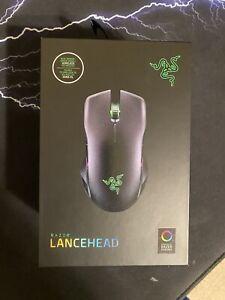 Razer Lancehead Wireless Optical Gaming Mouse - Black
