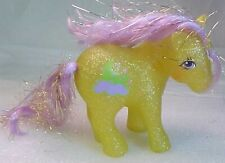 Vintage 1983 G1 Hasbro My Little Pony  NAPPER  Sparkle Glitter