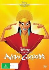 The Emperor's New Groove (DVD, 2016)  *NEW* Sealed [Region 4] (D518)