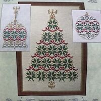Whispered By The Wind Cross Stitch Chart Simply Christmas Pattern