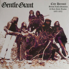 Gentle Giant - British Radio Sessions & Rare Early Tracks 1970-1972 (LP)