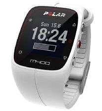 Polar M400 HR Modell 2016 weiss white inkl H7 Brustgurt Herzfrequenzsensor GPS