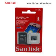 SanDisk 8GB Micro SDHC Micro SD Class 4 Flash Card Memory Card SDSDQM008GB