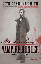 Abraham Lincoln: Vampire Hunter (Thorndike Core)