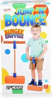 """Jump 'N' Bounce Bungee Hopper Soft Pogo Stick 21"""" In Height 3+ Brand New"""
