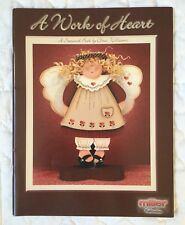 Work Of Heart Seasonal Book Chris Williams Paperback Tole Painting Decorative