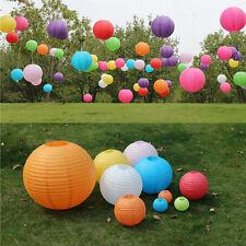 11pcs Chinese Paper Lantern Balloon Ball Party Supplies Decoration 20cm Diameter