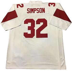 2XL OJ Simpson USC Football College Jersey Men Adult Stitched