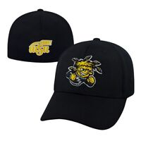 Wichita State Shockers NCAA TOW Black Premium Collection Memory Fit Hat