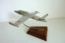 Avion Fouga Magister métal année 1965 environ.