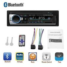 Car Stereo Audio In-Dash FM Aux Input Receiver SD Auto USB MP3 WMA Radio Player