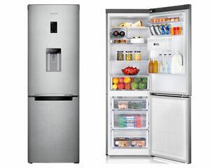 Samsung RB31FDRNDSA 60cm Fridge Freezer in Silver *5 Year Warranty*
