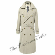 Cappotti e giacche da uomo beigi con colletto Taglia 50