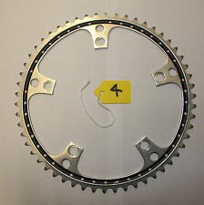 SUGINO 54T 144 BCD DRILLED CHAINRING FIT CAMPAGNOLO FOR ROAD RACING BIKE NO.4