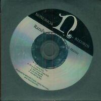 Randy Newman - Dark Matter Full Promo Album Cd Perfetto