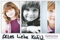 Foto Kindermotiv Lindenstrasse Katharina Witza Original signiert