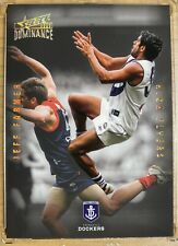 AFL Select Dominance 2020 Jeff Farmer High Flyers 47/60 Fremantle Dockers Rare