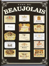 Metal French Decorative Indoor Signs/Plaques