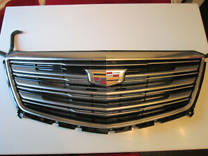 OEM 2017 2018 2019 CADILLAC XT5 CHROME FRONT Upper GRILLE GRILL 84107964