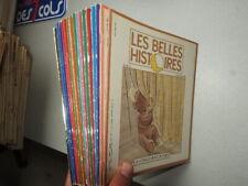 les belles histoires de pomme d'api , lot de 16 livres ancien