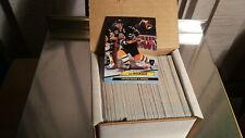 1992-93 Fleer Ultra Series 2 Hockey cards complete base set