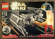 LEGO Star Wars Darth Vader's TIE Fighter 8017 EXCLUSIVE ANNIVERSARY EDITION