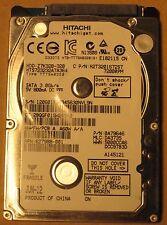 """320GB 2.5"""" SATA HDD (Dell D630, D830, E6x00), CADDY, Dell O/S Disk, O/S Loaded"""