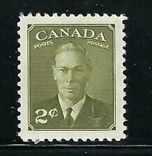 """CANADA - SCOTT 305 - VFNH - KING GEORGES VI WITH """"POSTES-POSTAGES"""" - 1951"""