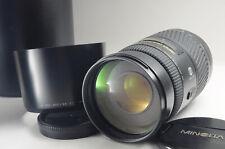 [Excellent+++] Minolta AF 100-400mm f/4.5-6.7 APO Lens For Minolta Sony A w/ Cap