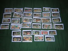 Worldwide small collections from 31 countries & areas 2000+ diff stamps