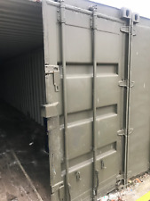 4 x 40ft Shipping Container - Used - £1200 inc. VAT EACH - Greenwich