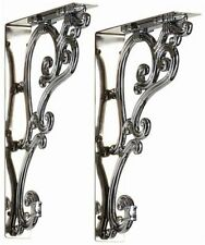 Burlington Traditional Ornate Brackets Perfect For High Level Cisterns T32CHR