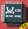 5 pcs New ALC885 885 LQFP-48 ic chip