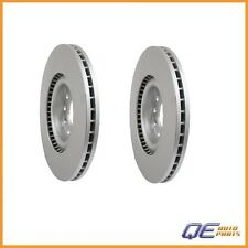 2 Front Audi A6 2002 2003 2004 A6 Quattro 1999-2004 S6 2002 Disc Brake Rotor