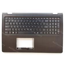 New Palmrest Upper Cover US Keyboard For Lenovo Flex 3 15 1570 1580 Yoga 500-15