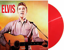 ELVIS PRESLEY ‎LP Elvis 180 Gram RED Vinyl DEBUT album 1956 Re-issue 2016 Sealed