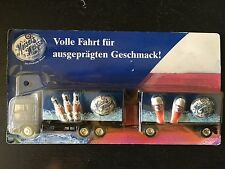 Man Truck with Trailer Maisel's Weisse Beer - 1:64 Advertisement