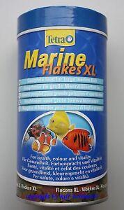Tetra Marin XL Flakes 500ml Flocks Food Main Food For Marine Fish 26,98 €/ L