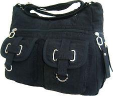 Tasche Damentasche Handtasche Stofftasche Schultertasche Farbwahl! NEU!!!