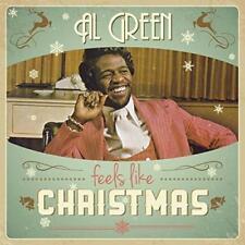 Al Green - Feels Like Christmas (NEW CD)