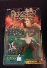 "New 1997 Hercules Figure 5"" Mt. Olympus Discus Launcher Toy Biz"