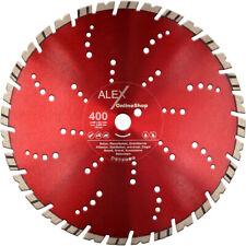 Diamant-Trennscheibe 400 x 25,4 mm Granit-Borde Beton passend für GÖLZ MS 400